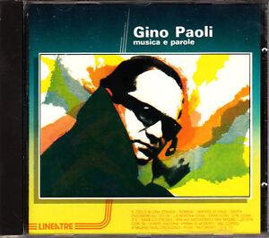 GINO-PAOLI-MUSICA-E-PAROLE-CD-COME-NUOVO