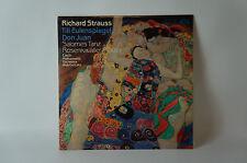 R. Strauss - Till Eulenspiegel, Don Juan, Salomes Tanz, Rosenkavalier Vinyl (12)