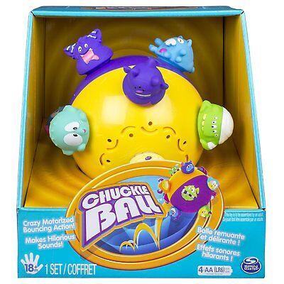 Bene Chuckleball 6037929 - Palla Chuckle Ball Prima Infanzia Elevato Standard Di Qualità E Igiene