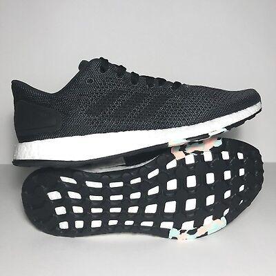 Size 8.5 Womens Adidas PureBoost DPR Running Shoes Black Grey B75669 </div>             </div>   </div>       </div>     <div class=