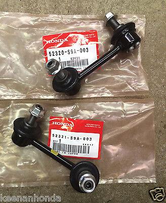 Front Rear Suspension Stabilizer Bar Link Kit 2002-2006 Honda CR-V
