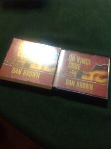 The-Da-Vinci-Code-Dan-Brown-2003-Audio-CD-Book-1-Robert-Langdon-Series