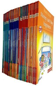 Read-at-home-amp-Shine-at-School-Collection-44-Children-Books-Full-Set-Inc-Phonics