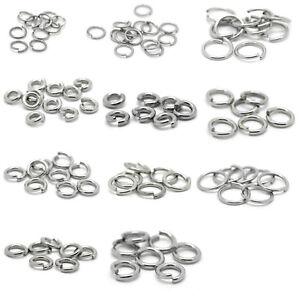 Stainless-Steel-Open-Rings-Jewelry-Making-Finding-4mm-12mm-ILJ