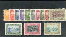 COLOMBIA  Sc  C151-63(MI 424-36)**F-VF NH $275