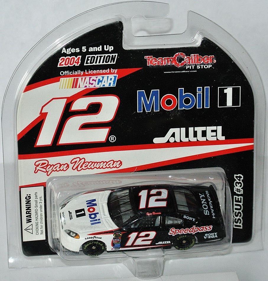 Team Caliber DODGE NASCAR 2004  MOBIL1   SPEEDPASS  Ryan Newman - 1 64
