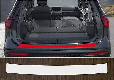 Lackschutzfolie passend für Seat Tarraco Ladekantenschutz transparent 150µm