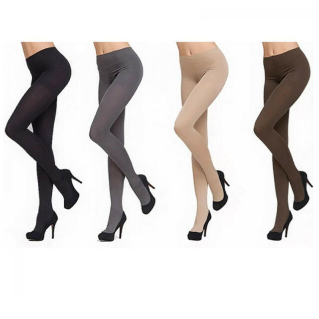 cheapest price best deals on new high quality Women Winter Warm Thick 120D Stockings Pantyhose Tights Opaque Footed Socks  New
