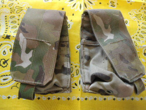 Us Army Eagle Industries Multicam Smoke Grenade Pouches Sgc 1 Ms Fcca by Ebay Seller