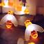 Mr-Twinklelight-Solar-String-Lights-Waterproof-30-LED-Honeybee-Solar-Powered thumbnail 5