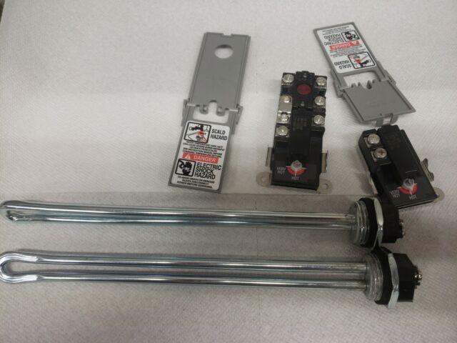 Bradford White 240V Upper /& Lower Thermostats 265-51046-00