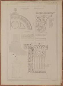 RICORDI-DI-ARCHITETTURA-PORTA-PALAZZO-VECCHIO-SALONE-DEI-GIGLI-FIRENZE-FLORENCE
