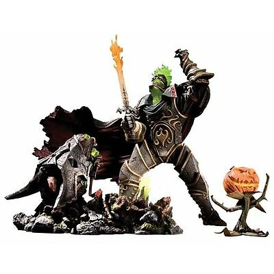 World of Warcraft Premium S4 Headless Horseman - DC Direct