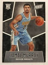 2016 PANINI JAMAL MURRAY BLACK FRIDAY ROOKIE #'d 399