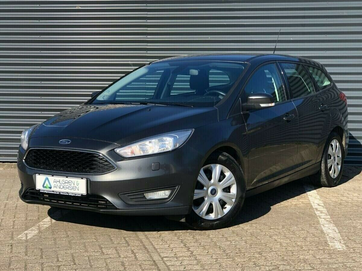 Ford Focus 2,0 TDCi 150 Business stc. aut. 5d
