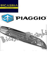 AP8119862 - ORIGINALE GRIGLIA PROTEZIONE MARMITTA PIAGGIO: 500 BEVERLY CRUISER 2