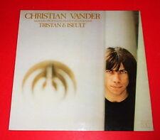 Tristan & Iseult - by Christian Vander - Original Soundtrack -- LP / Soundtrack