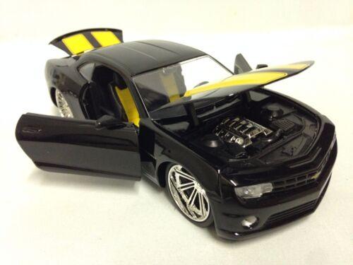 2010 Chevrolet Camaro SS, Collectible, 7.5 Diecast 1:24 Jada Toys, Black