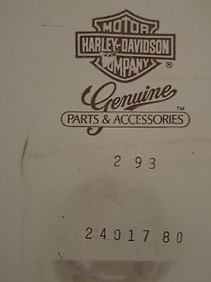 Harley Davidson Shovelhead Flywheel Sprocket Nut 1972-85 OEM 24017-80 /& 24017-72