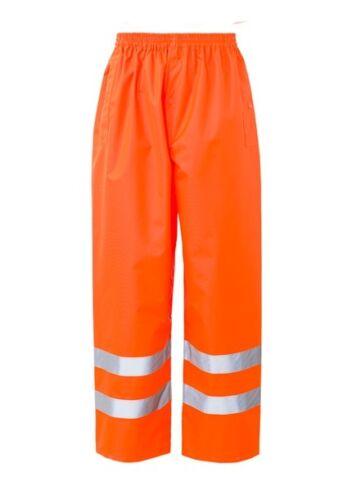 Vela Visibilita' Moto Antipioggia Per Arancione Giacca Completo Alta Pantaloni T07qn7af