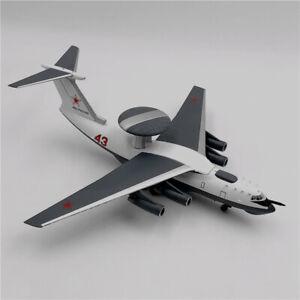 WLTK-Soviet-Air-Force-Beriev-A-50-Mainstay-AEW-amp-C-Aircraft-1-200-Diecast-Model