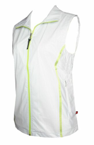 gelb Gr Schneider Sportswear Damen Weste Bodyline weiß 40