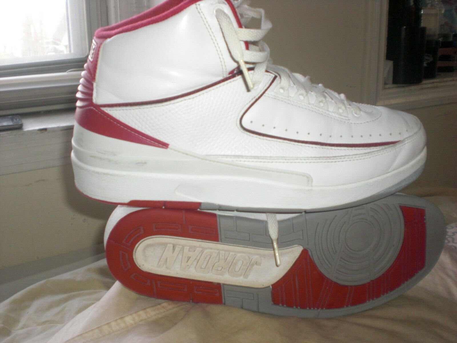 finest selection 94348 18ed6 Gentleman Lady Nike Air Jordan II flagship store store store Settlement Price  Speed
