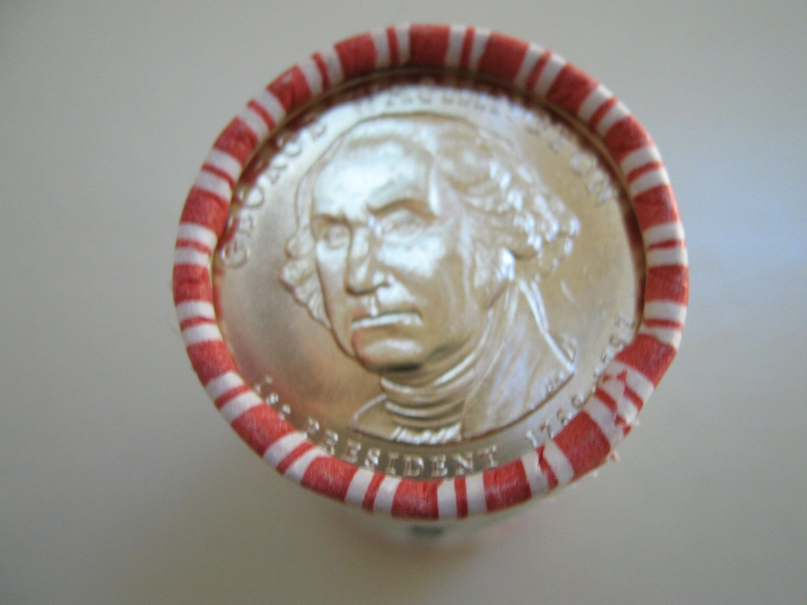 George Washington Presidential Dollar , UnCirculated Ro
