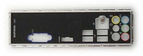 Dell Inspiron 560 CN-018D1Y 018D1Y 0K83V0 Motherboard Backplate IO Shield