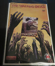 2017 THE WALKING DEAD #163 CONQUERED & FREE WALKERS  W7 TOPPS ZOMBIE INSERT CARD