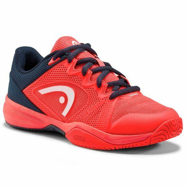 Revolt pro 2.5 Junior Neon Red Dark bluee
