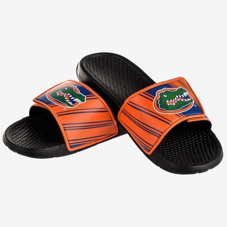NCAA Florida State Seminoles Mens Waffle Concho Flip Flops