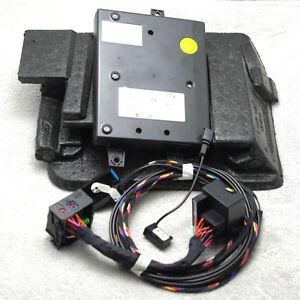 OE 9W2 Bluetooth Module+Direct Plug Harness+Foam Holder FIT VW RNS510 RNS  510 | eBayeBay