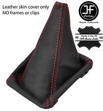 Red Stitch Top Grain Leather Shift Boot Fits Vw Golf Mk1 Rabbit Jetta Cabrio Fits Jetta