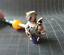 thumbnail 11 - Chinese Collection Handmade tibet-silver Cloisonne inlay monkey lion dragon Pipe