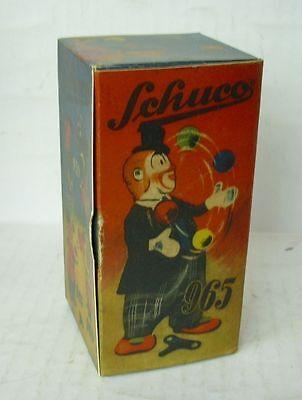 Repro Box Schuco Clown Maus Nr.965 959 960 Duftendes Aroma