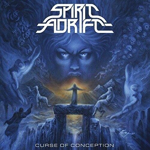 Spirit Adrift - Curse Of Conception [New CD]