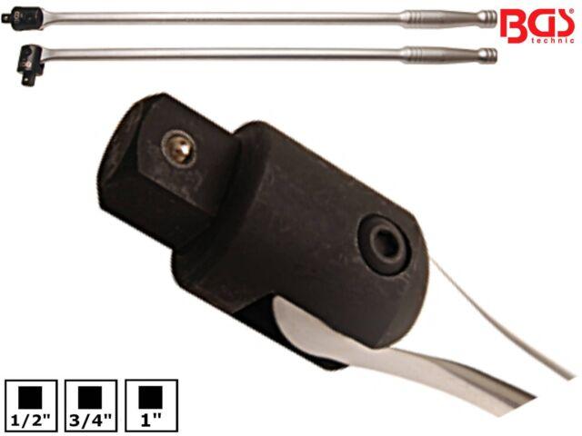 BGS Gelenkgriff Lösewerkzeug Lösegriff Gelenkschlüssel Steckschlüssel Nuss Kfz