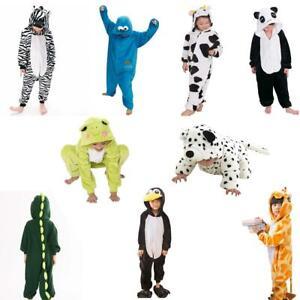 Unisex-Kids-Kigurumi-Animal-Character-Costume-1Onesie1-Pyjamas-Fancy-Dress