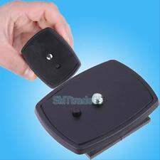 Velbon QB-4W Quick Release Plate Tripod Head Adapter for Sony CX-888 CX-444 New
