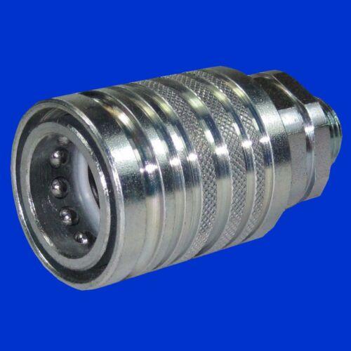 L 10L 12L Muffe für Hydraulik Hydraulikmuffe Kupplung 18L Standard 15L