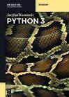 Python 3 von Steffan Kaminski (2016, Taschenbuch)