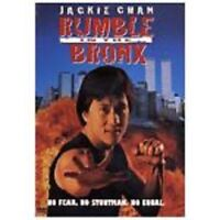 Rumble In The Bronx Dvd Sealed Jackie Chan