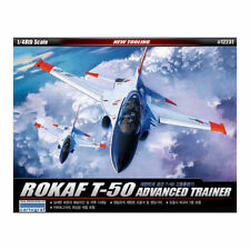 Model Kit 1/48 T50 ROKAF Advanced Trainer Aircraft Academy 12231