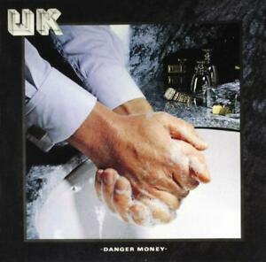 R.-u. Danger Money (2019) 6-track Album CD Neuf/Scellé GB John Wetton GB