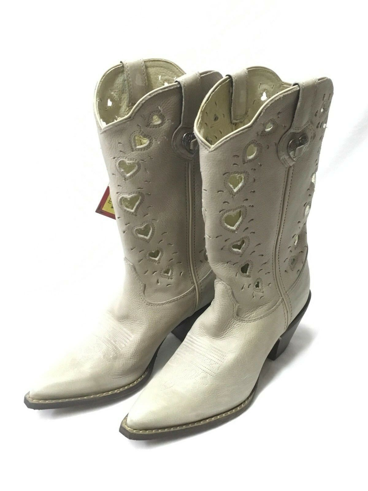 Ladies Crush by Durango Taupe Heartfelt Boots Style RD3421