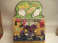 """MASK THE ANIMATED SERIES"""" 2 MASK FIGURES IN 1 15 PLAY PIECES ORIGINAL PACKAGE Toys"""