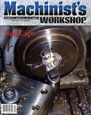 Machinist's Workshop Magazine Vol.24 No.6 December 2011 / January 2012