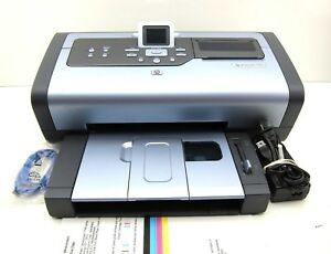 hp photosmart 7760 digital color photo inkjet printer usb pc mac rh ebay com HP Photosmart 7760 Printer hp photosmart 7760 user manual