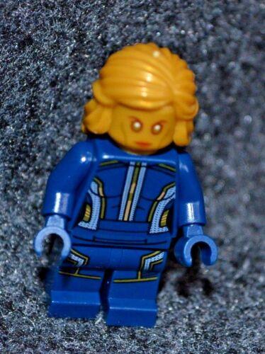 Lego ~ MINT~ AYESHA ~ Marvel Guardians of the Galaxy 2 ~ Minifigure
